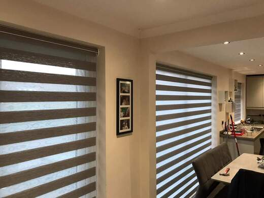 Scarletblinds Day and Night Blinds Manchester